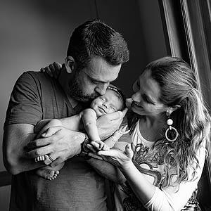 ensaio em familia newborn